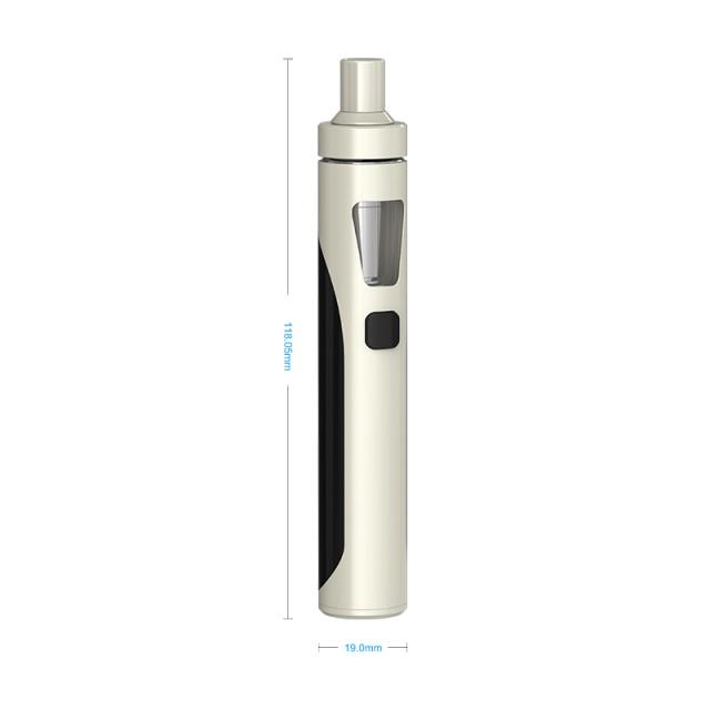 Електронна цигара EGO AIO JOYETECH SILVER, 1500mAh