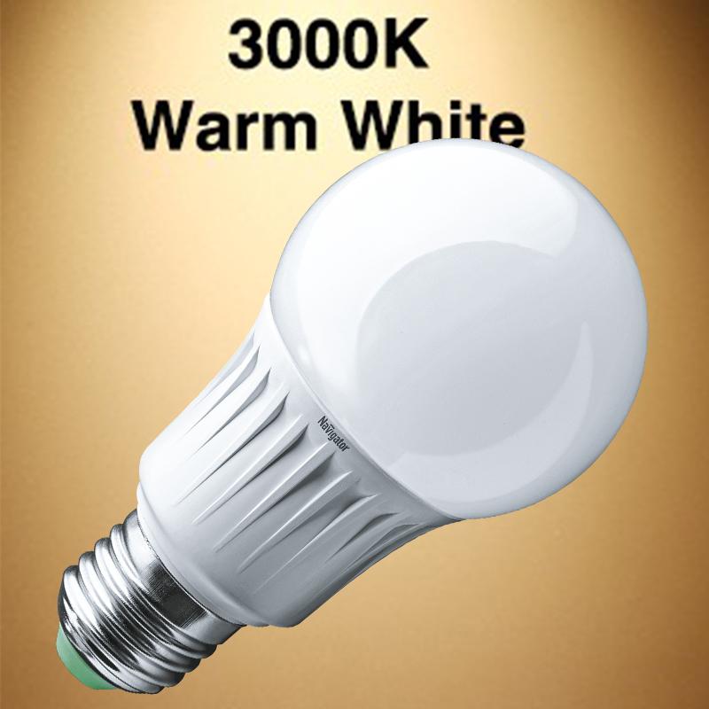 Най-ниска цена за мощна и икономична LED крушка 12W цокъл Е27, топла жълта светлина 3200К