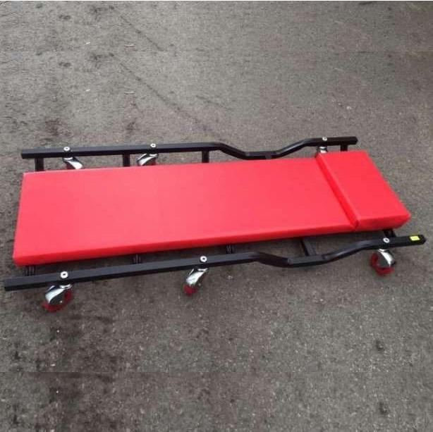 Солидна монтьорска количка iCART до 170 кг, 6 лагерни колела