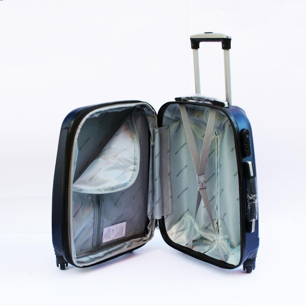 Разпродажба: РЪЧЕН куфар - спинър с разширение 1217, ABS, РАЗЛИЧНИ ЦВЕТОВЕ