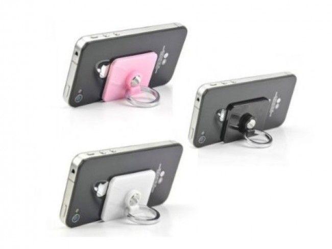 СУПЕР ОФЕРТА : WO NICE RING - уникална подложка за всеки телефон - таблет