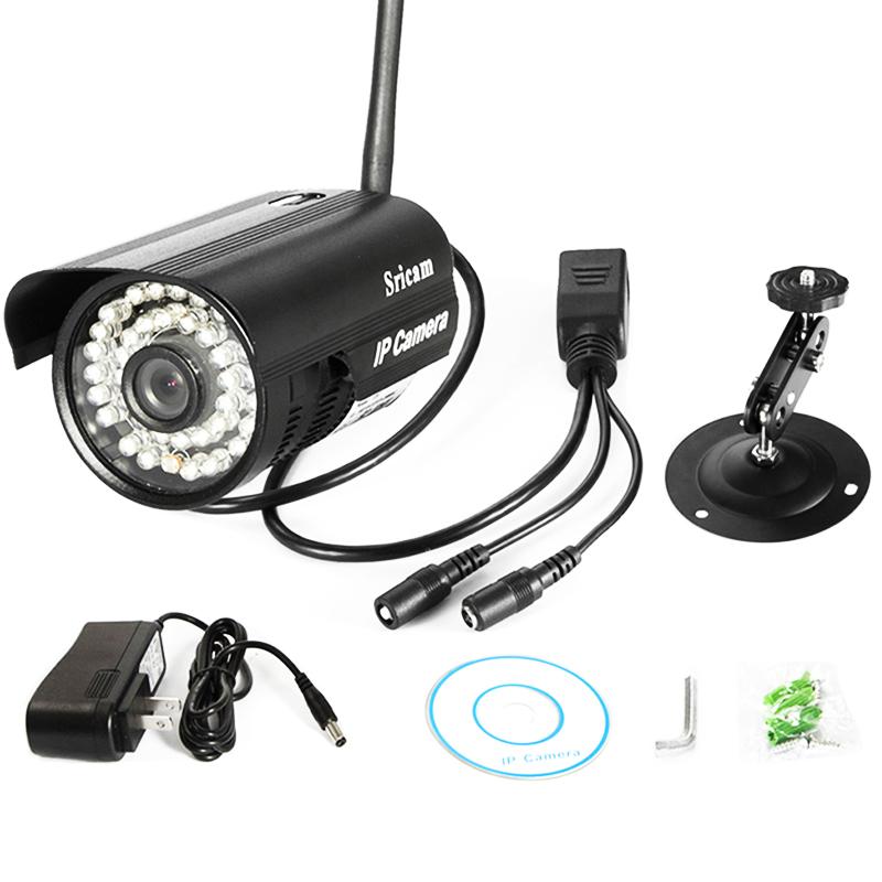 Безжична IP WiFi камера SRICAM AP003