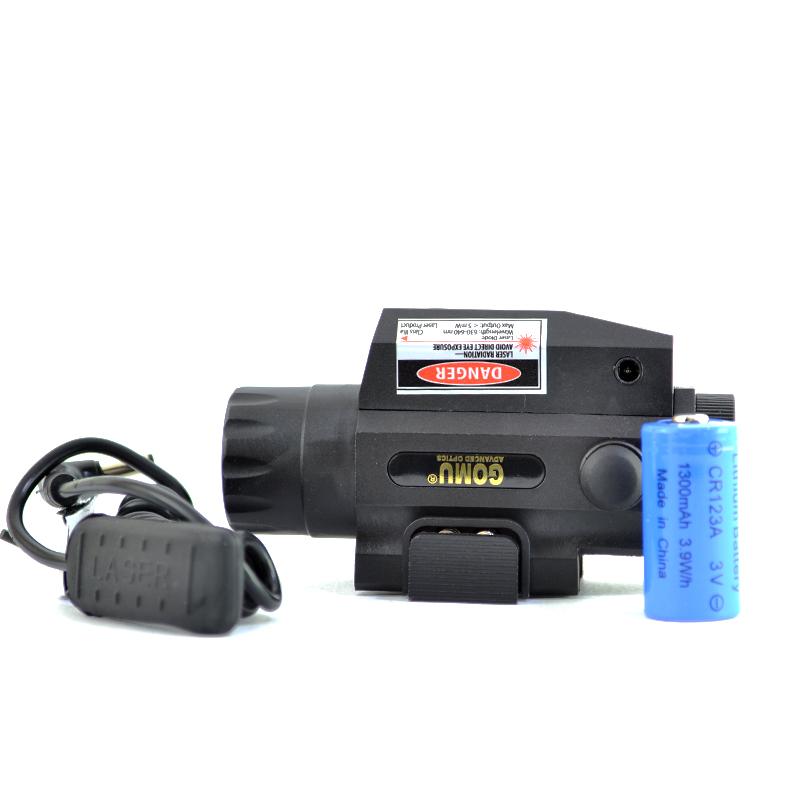 Лазерна система за лов LF-5R 2 в 1 лазер - бързомер и LED фенер