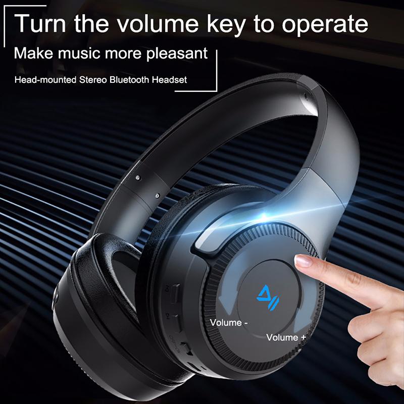 Най-висок клас блутудни стерео слушалки ZEALOT B26T, FM radio, SD memory, MP3, HiFi, дждж