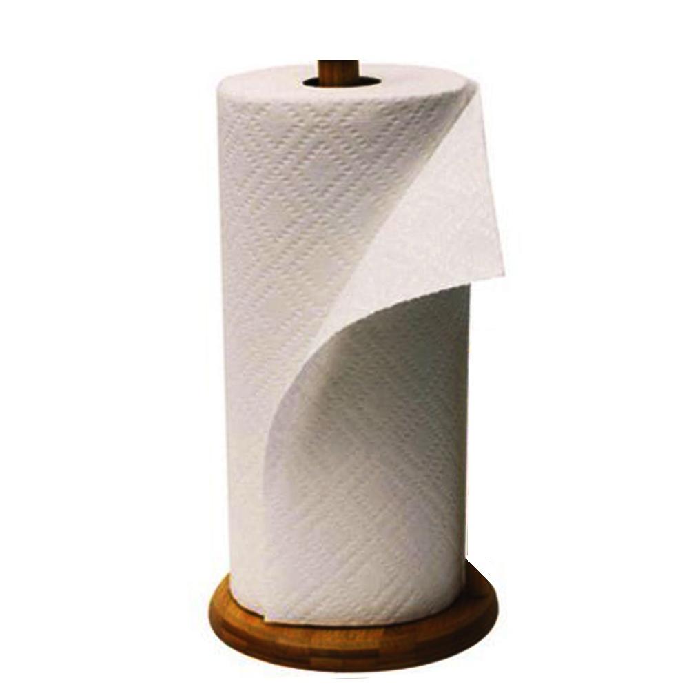 6 вертикални стойки за кухненска или тоалетна хартия - оборудвай цялата къща