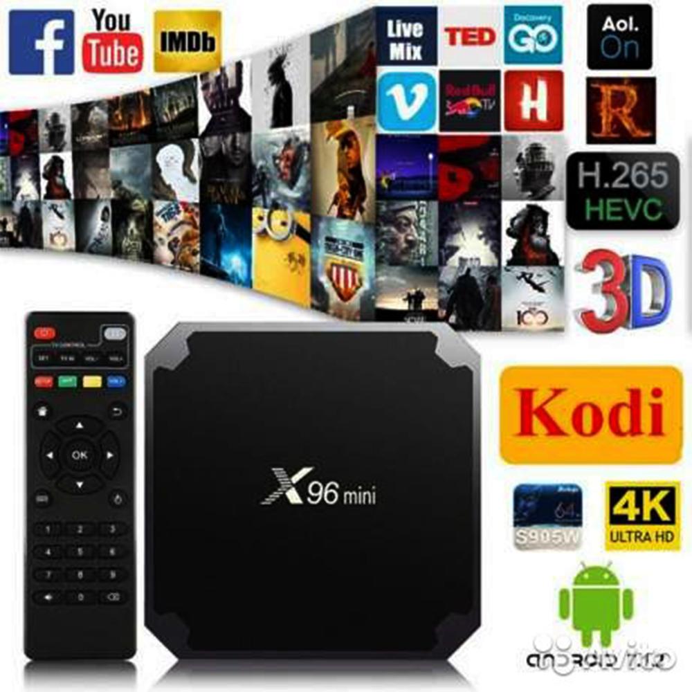 BLACK FRIDAY: Безплатна HD телевизия с TV BOX X96 4GB+32GB и ПОДАРЪК безжична клавиатура