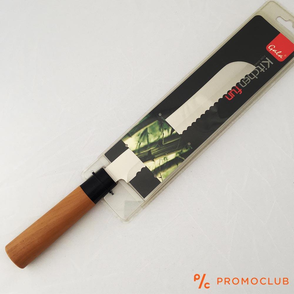 Немски кухненски нож за хляб GALA, 420,  33.0 см