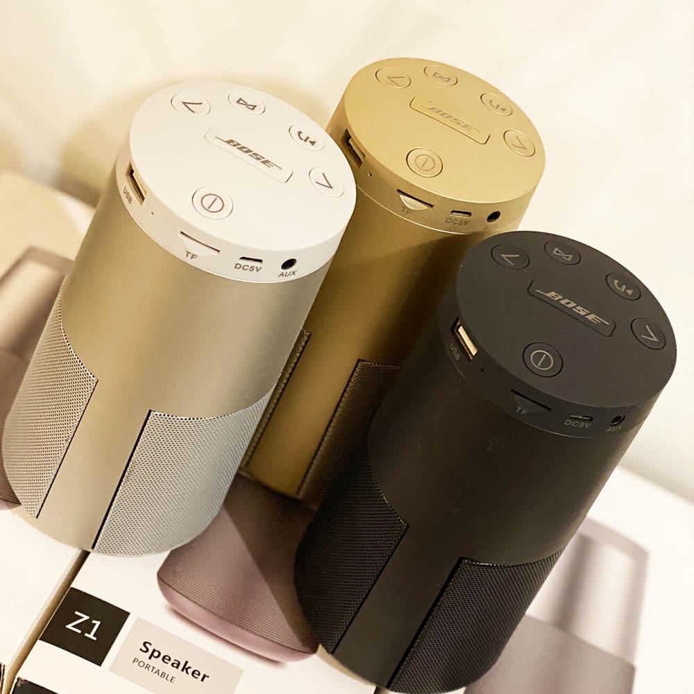 Блутудна MP3 HiFi аудио система BOSE REVOLVE, висок клас реплика,  компактен модел
