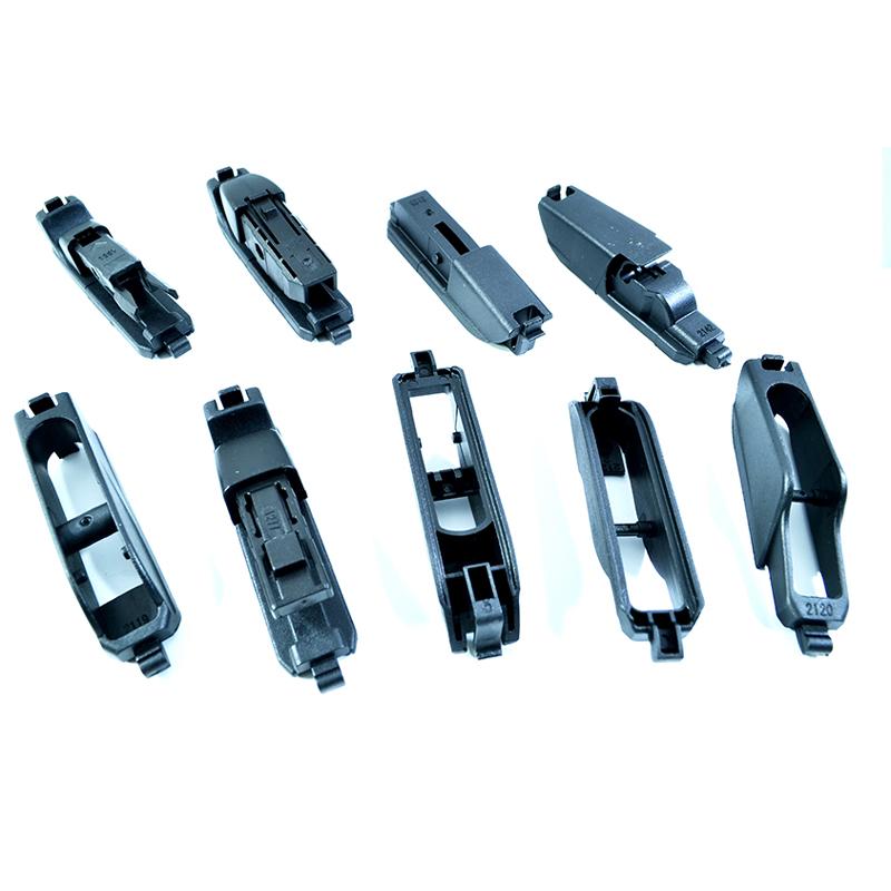 TUV CERTIF задна графитена авточистачка MOTOHAMA с 10 накрайника и размери 11-16 инча