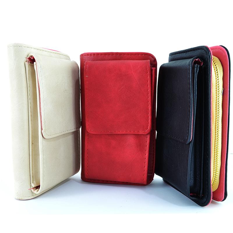 Дамски портфейл със специален джоб за телефон PROTECT +  31379