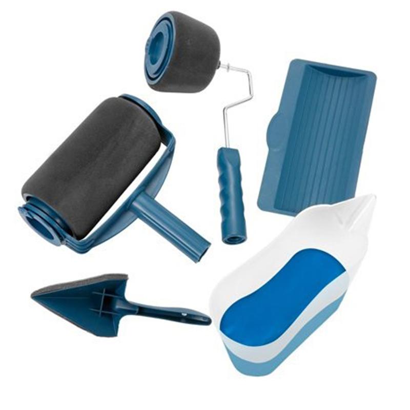 Paint Roller пълнещи се супер валяци за бързо и качествено боядисване без пръски и течове