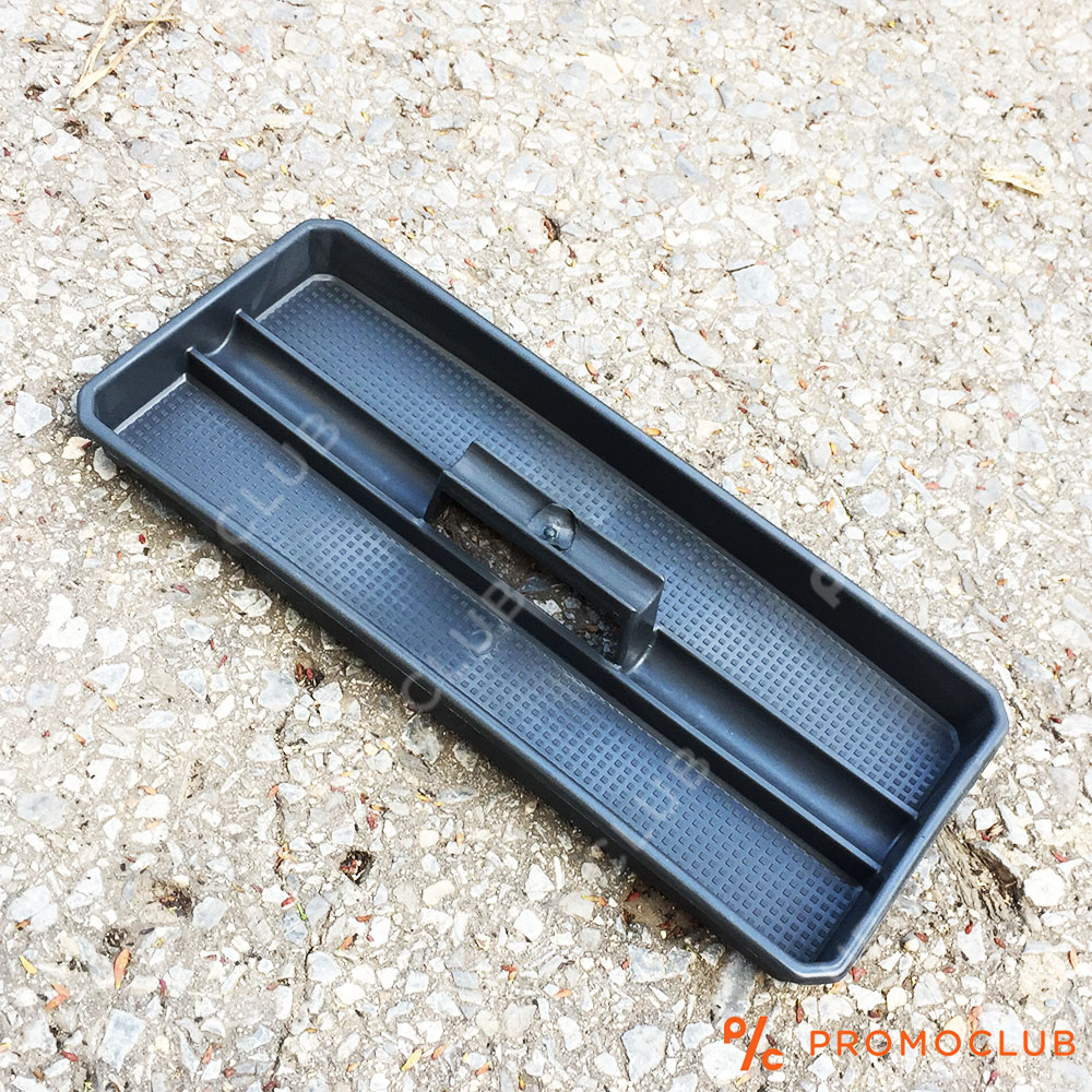 Професионален куфар за инструменти 13 инча, здрав, обемен, с множество отделеня и дръжка