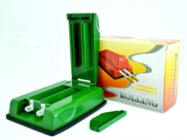 Двойна машинка за пълнене на цигари 5062-YN03 - до 84 mm