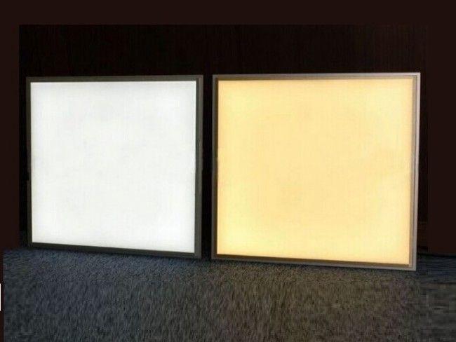 Мощно, ярко и икономично LED пано за таван и стена 600х600 мм 48W, топло или студено бяло