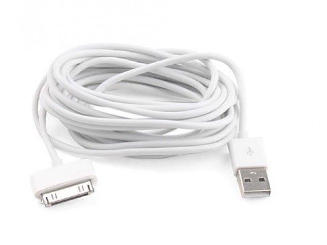 Невероятно - 3 метров суперкачествен кабел за Apple iPhone 3 / 4