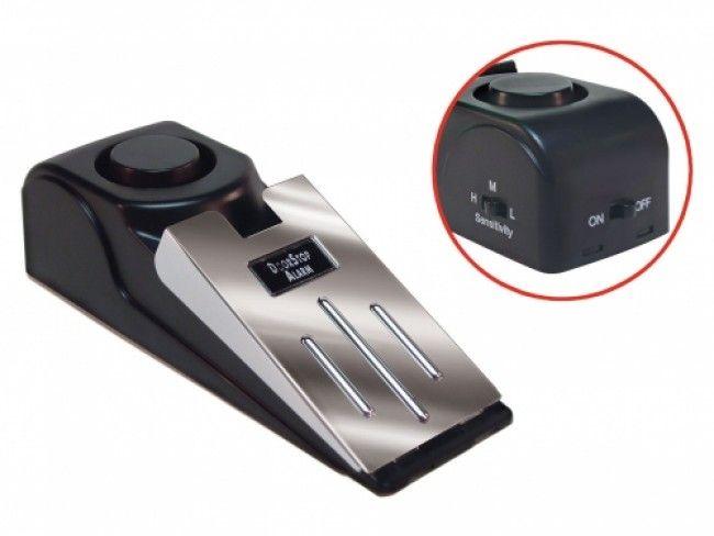 Супер ефективна и надеждна аларма-стопер за всякакви врати и прозорци