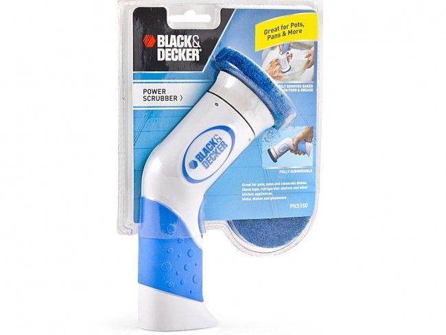 Black & Decker бързооборотен уред за почистване / полиране на съдове, керамика, вани и др.