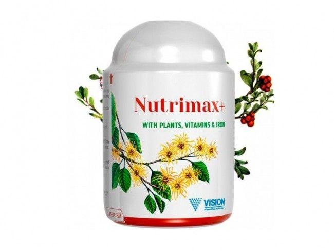 VISION NUTRIMAX - хранителна добавка с много силно противовъзпалително действие