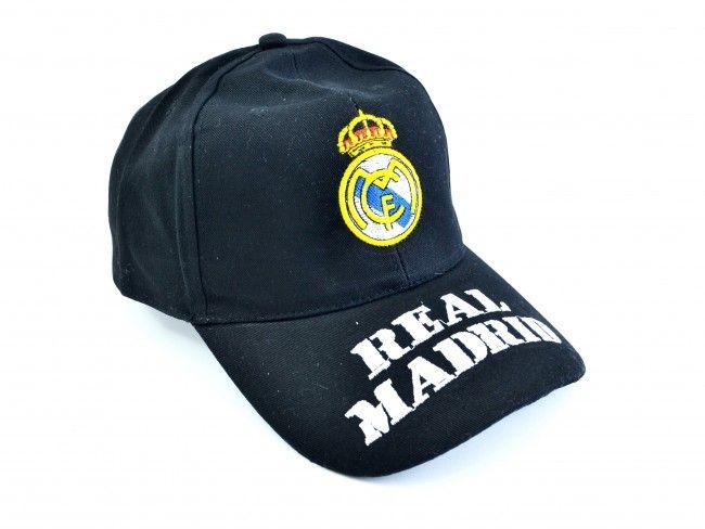 Черна спортна шапка с козирка SPORT BLACK RM847531