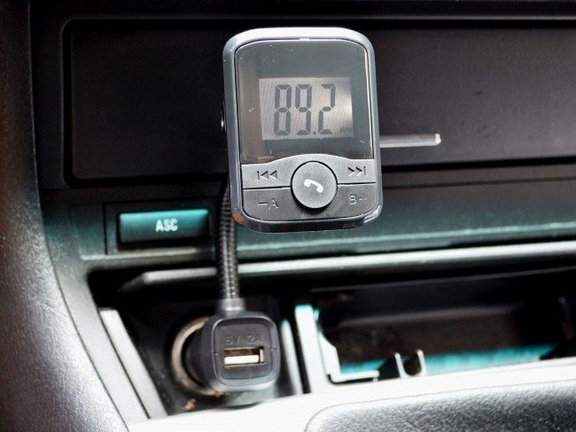 Супер авто трансмитер S12BT-10 в 1- MP3 плейър, USB зарядно 2.0А, Хендсфри и дистанционно.