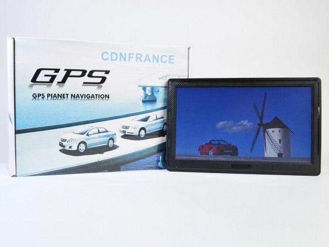 Чудесна GPS навигация 5 инчов сензорен дисплей, 8GB памет и карти на България и Европа