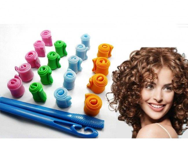 Magic leverag Pro ( лентички за къдрене на коса)