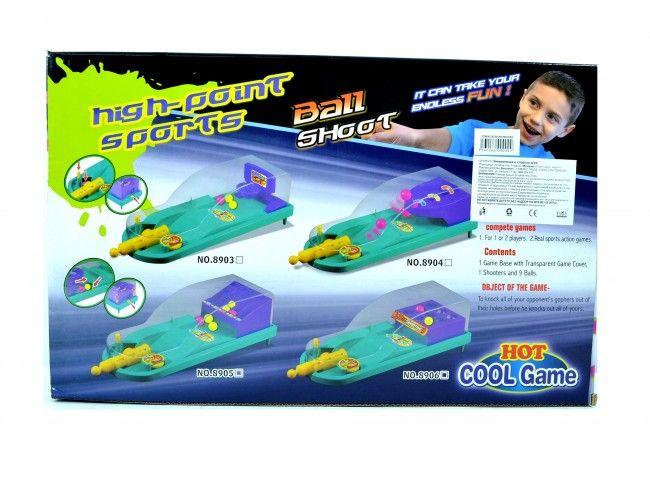 High Point Sports - настолна игра за 2-4 души, тип