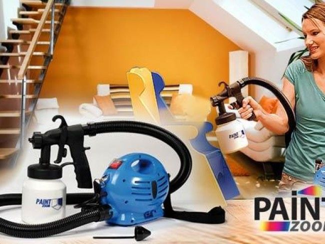 СУПЕР ПРОМО - твоят професионален бояджия у дома - Paint Zoom