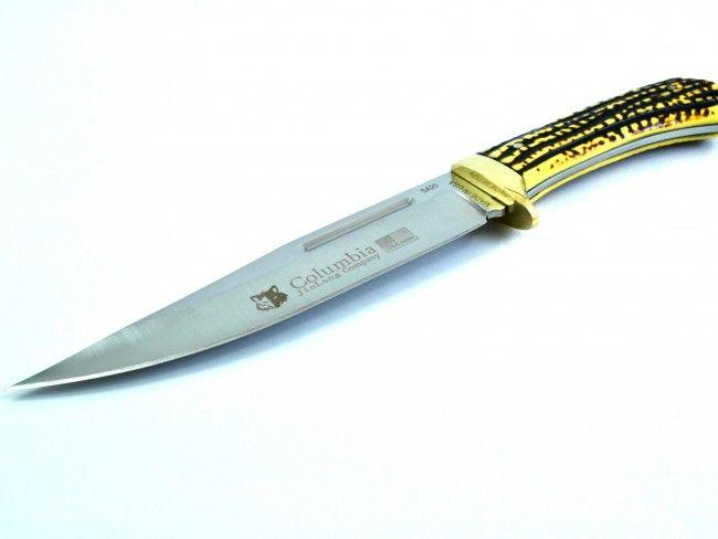 Американски ловен нож Columbia SA20 Hunting Knife Ш