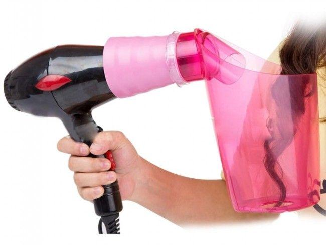 Air curler иновационна система за къдрици - приставка за сешоар - без маша и преса