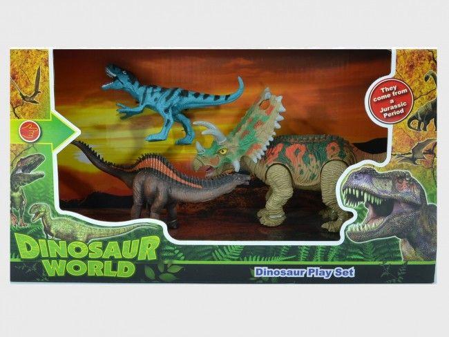 Dino World - Парк с динозаври F124-58