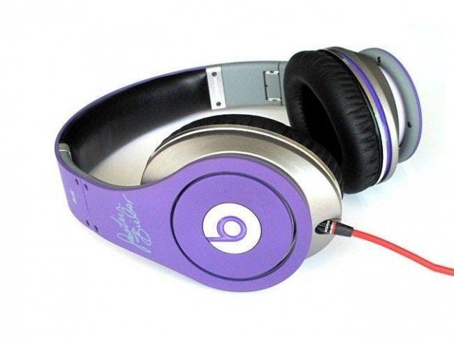HiFi аудио стерео слушалки BEATS STUDIO Justin Bieber Special Edition