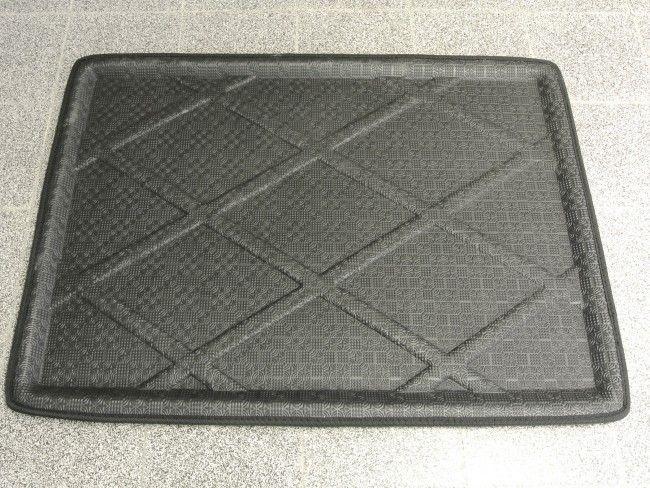 Черно винилово корито за авто багажник 82х60 см