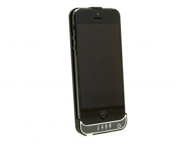 Атрактивен калъф - мощна батерия за Apple iPhone 5