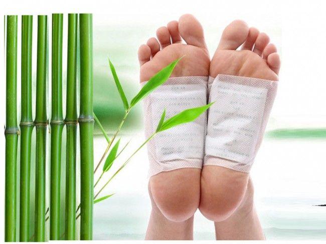 10 бр. детоксикиращи пластири KINOKI - за здраво тяло и изчистен организъм