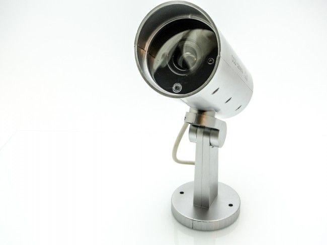 Изкуствена макетна камера държи крадците надалеч
