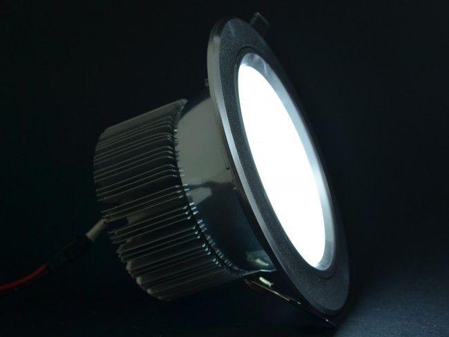 LED осветително тяло за вграждане с висока светимост 9W, 6000К бяла светлина