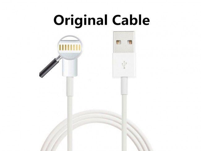 Оригинален кабел за Apple iPhone 5/6/6S и iPad - зареждане и пренос на данни