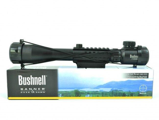 Далекобоен оптичен мерник Bushnell 3-9X40EG