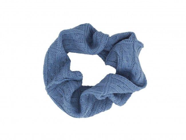 Плетен топъл и мек бебешка шал плетеница - в различни цветове