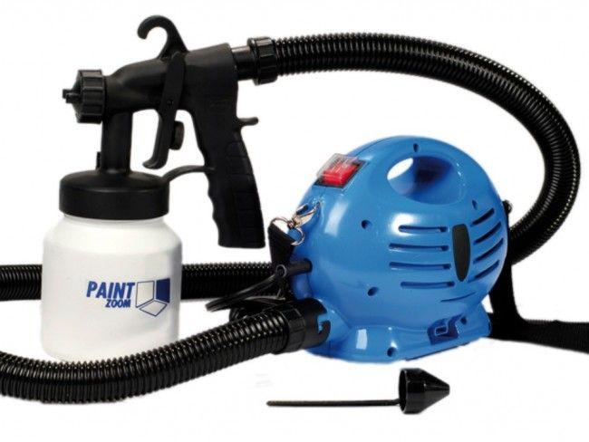 СУПЕР ПРОМО - твоят професионален бояджия у дома - Paint Zoom сега за 49.99 лв