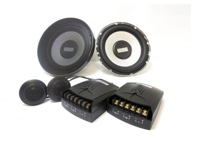 300W HiFi звук в колата с трикомпоментна стерео система 6.5'