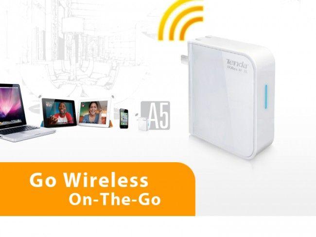 TENDA - мощен и компактен усилвател, разширител, дупликатор на WiFi мрежа