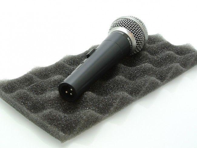 HiFi микрофон SM-58 с кабел и калъф