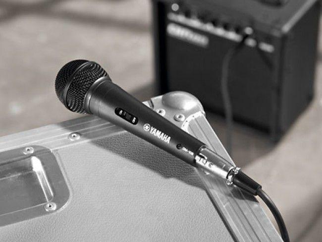 Оригинален професионален жичен микрофон YAMAHA DM-105 с 6 м кабел