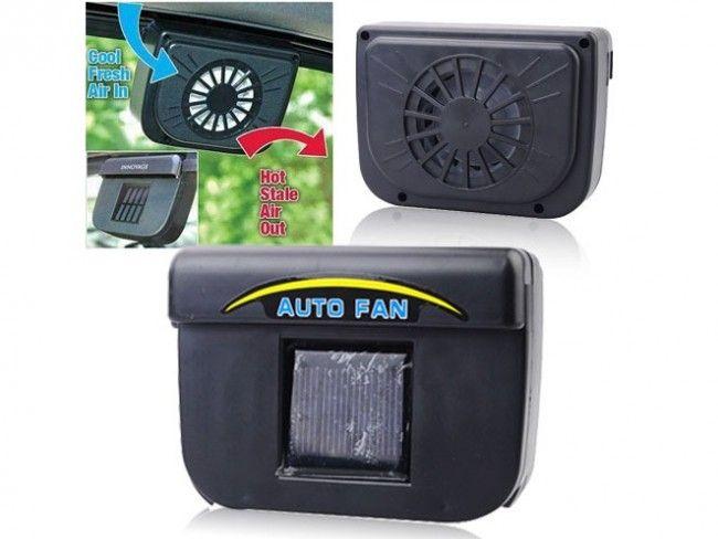Соларна вентилационна система за автомобил Auto Fan