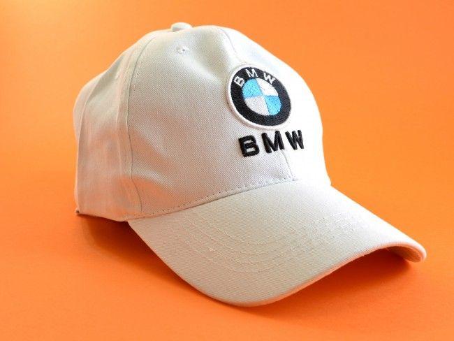Бяла спортна шапка с козирка SPORT WHITE B394344