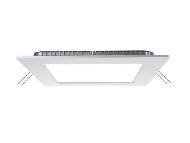 Висококачествено мощно квадратно LED пано за вграждане с висока светимост и консумация 18W