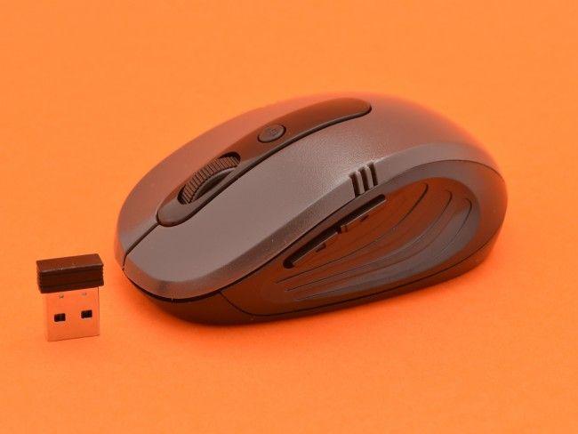 УЛТРА ОФЕРТА за универсална безжична геймърска USB мишка 2.4G