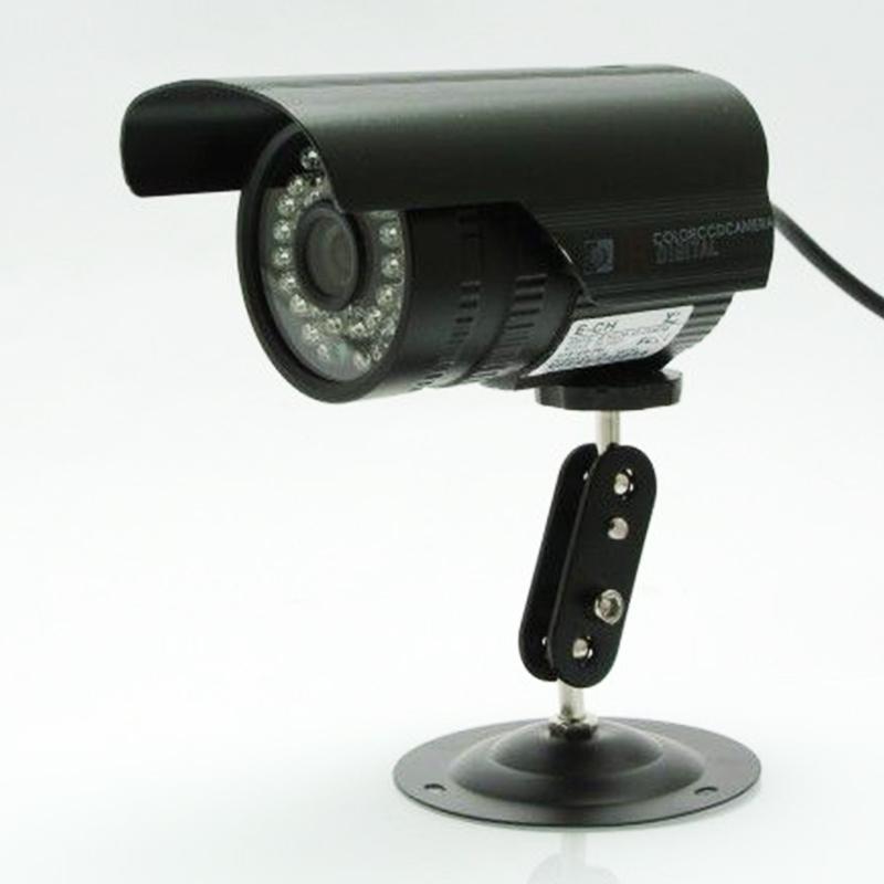 Вoдодоустойчива камера за външен монтаж KT1007
